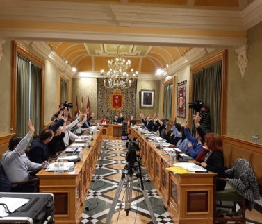 Votación Pleno