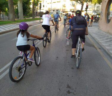 Bicicletada Cuenca