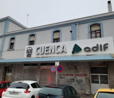 Estación Cuenca