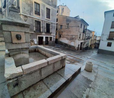Fuente de Santo Domingo horizontal